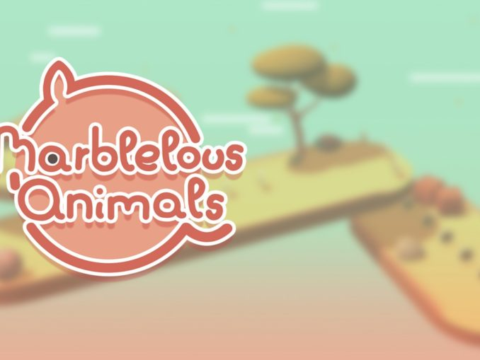 Release - Marblelous Animals