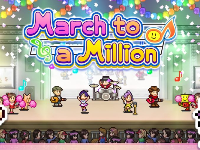 Release - March to a Million