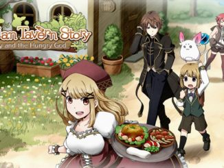 Release - Marenian Tavern Story: Patty and the Hungry God