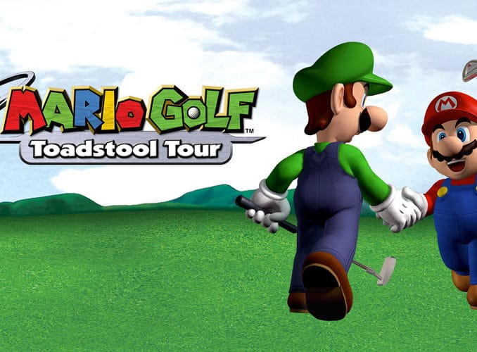 Release - Mario Golf: Toadstool Tour
