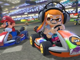Mario Kart 8 Deluxe 1.7.0 patch notities
