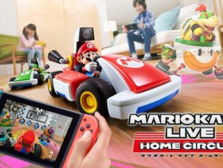 Mario Kart Live: Home Circuit - Now Available
