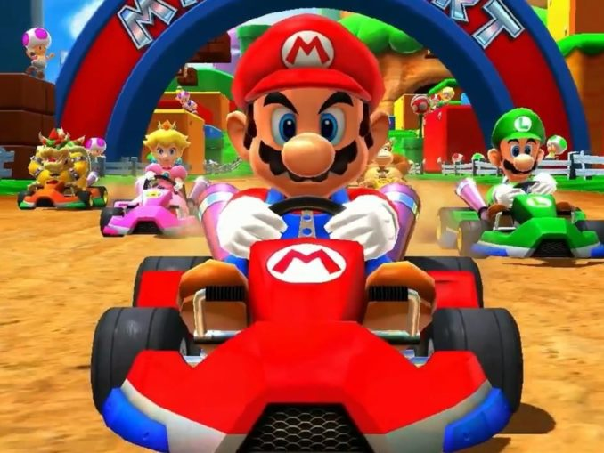 News - Mario Kart Tour – fastest Nintendo mobile game launch in history