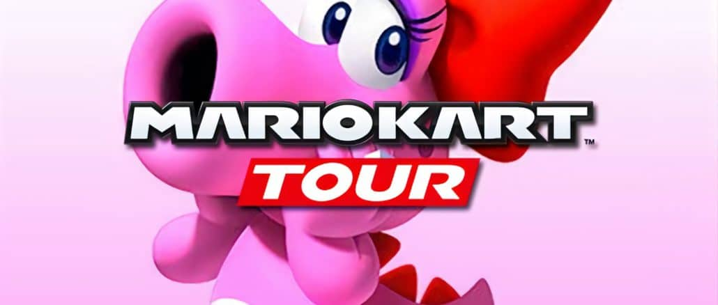 Mario Kart Tour – Birdo is aangekomen