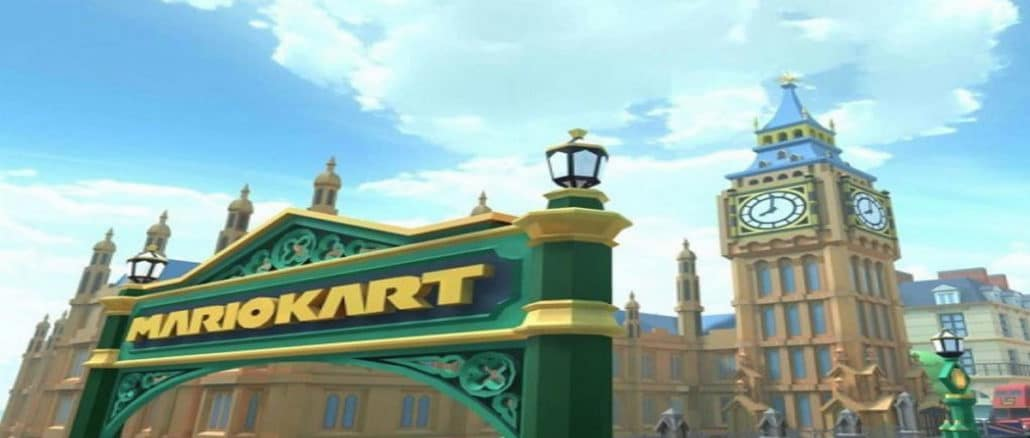 Mario Kart Tour – London Tour Trailer
