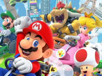Mario Kart Tour – Online Multiplayer Beta met Kerst?