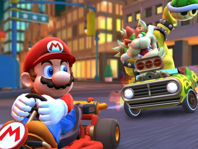 News - Mario Kart Tour – Online Play in the future reconfirmed