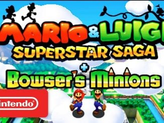 Mario & Luigi – Superstar Saga on 3DS gets new commercial