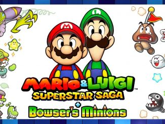 Mario & Luigi: Superstar Saga + Bowsers Minion's attention again