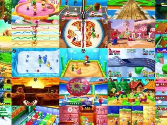 Mario Party: The Top 100 eerder en nieuwe footage