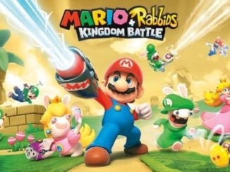 Mario + Rabbids Gold Edition gets a physical release