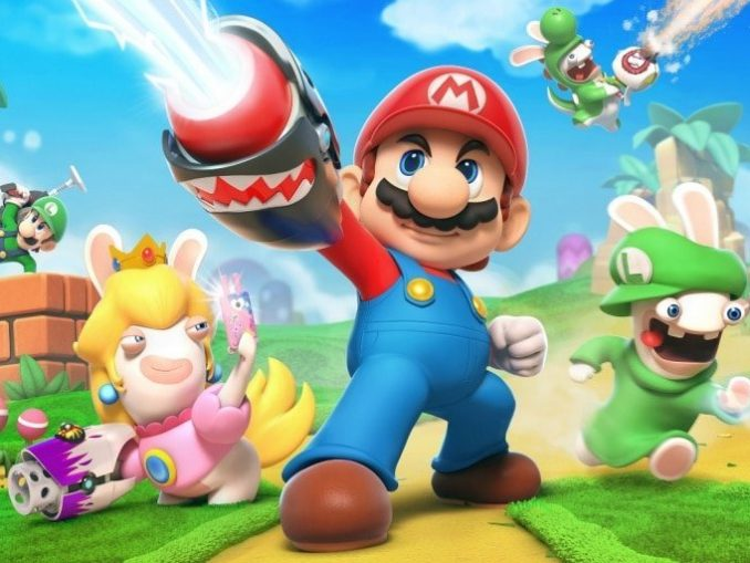Release - Mario + Rabbids Kingdom Battle