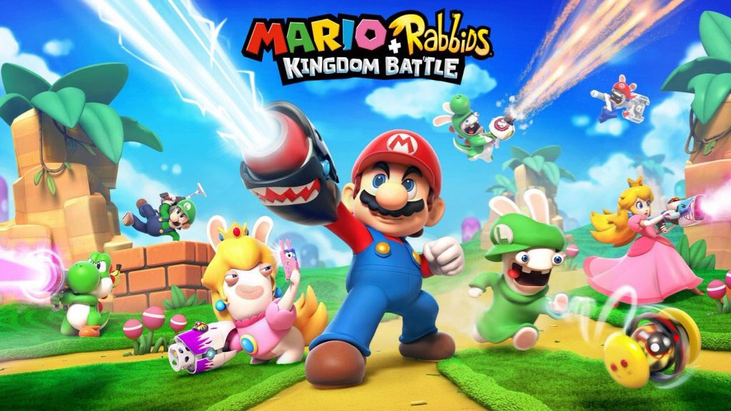 Mario + Rabbids Kingdom Battle Developers – Hiring for prestigious AAA Title