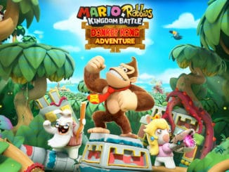 Nieuws - Mario + Rabbids Kingdom Battle – Donkey Kong Adventure launch trailer