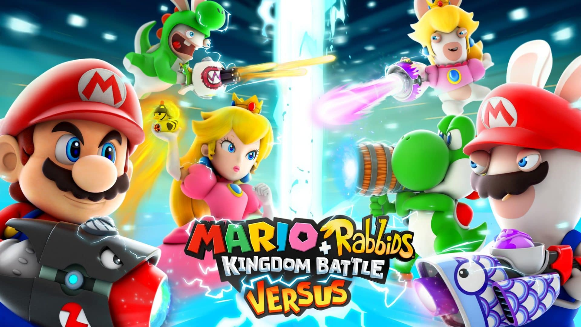 Mario + Rabbids Team could have pitched new idea