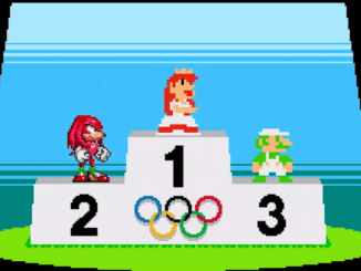 Mario & Sonic At The Olympic Games Tokyo 2020 – Features 2D Classic Events