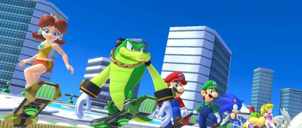 Mario & Sonic at the Olympic Games Tokyo 2020 – Vlucht vertraagd trailer
