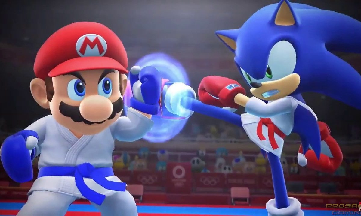Mario & Sonic At The Olympic Games Tokyo 2020 – Gratis demo beschikbaar