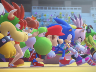 Mario & Sonic At The Olympic Games Tokyo 2020 – New Trailer