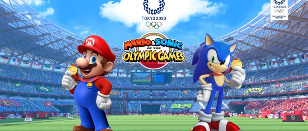 Mario & Sonic at the Olympic Games Tokyo2020 – Skateboard actie