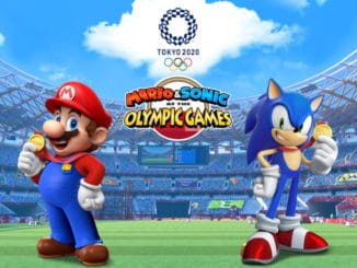 Mario & Sonic at the Olympic Games Tokyo 2020 – Skateboarding action