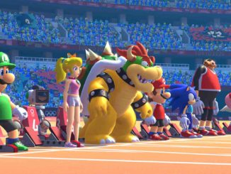 Mario & Sonic at the Olympic Games Tokyo 2020's – Story mode gameplay