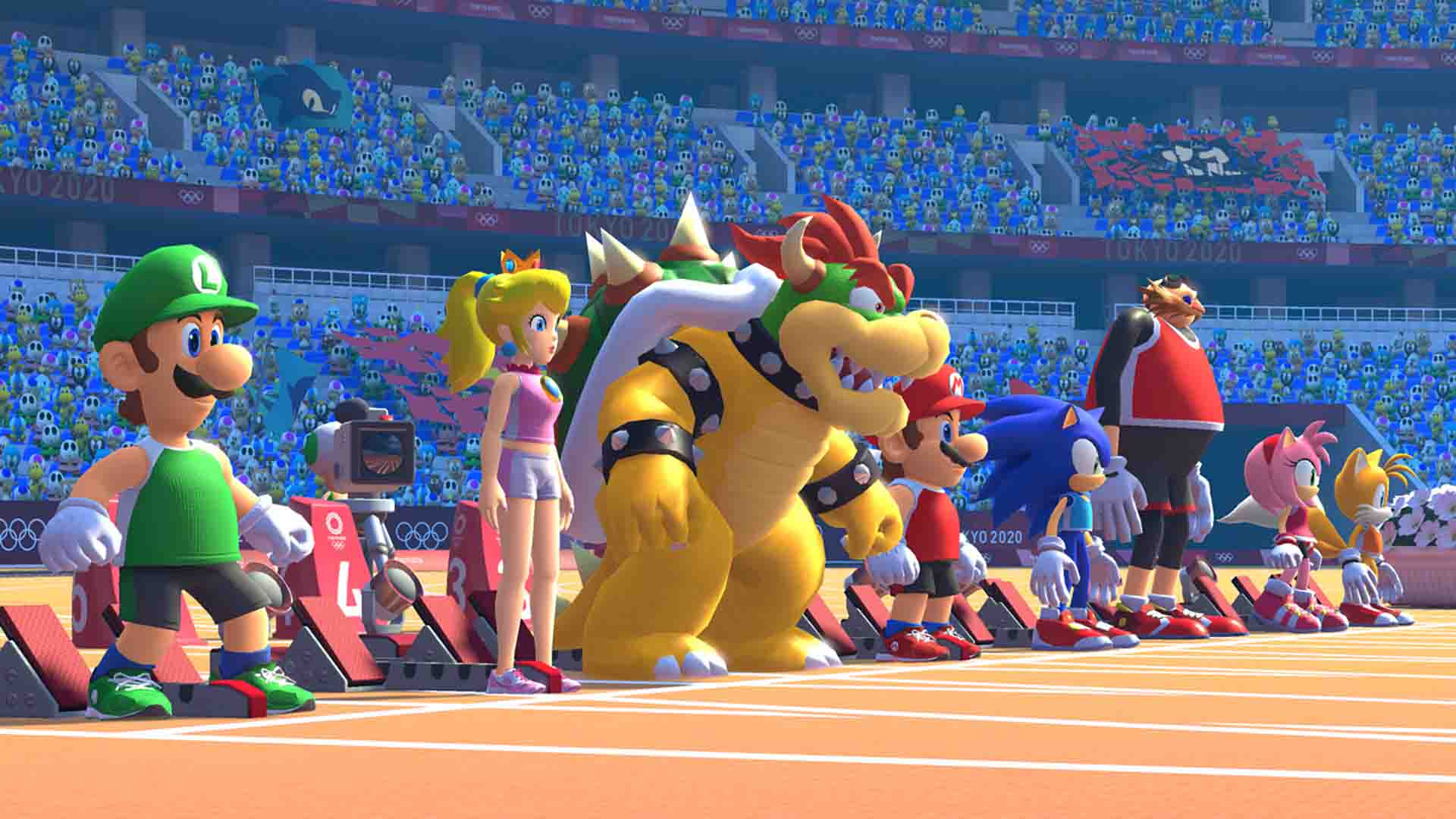 Mario & Sonic at the Olympic Games Tokyo 2020's – Storymode gameplay