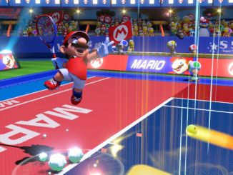 Mario Tennis Aces 1.2.0 Update