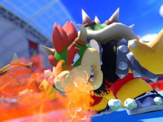Mario Tennis Aces – Bowser Tennis Outfit and more
