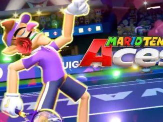 Mario Tennis Aces launch trailer