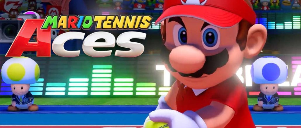 Mario Tennis Aces – nog meer personages!