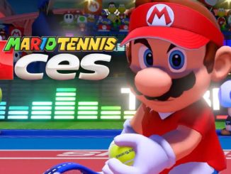 News - Mario Tennis Aces – even more character!