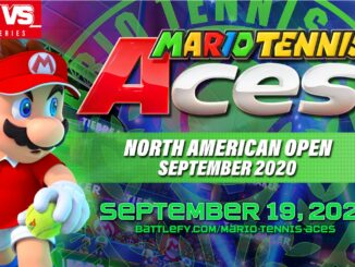 Mario Tennis Aces – North American Open in september 2020, win gouden My Nintendo-munten