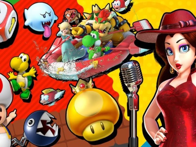 News - Mario Themed Spirit Event announced for Super Smash Bros Ultimate
