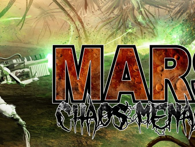 Release - Mars: Chaos Menace