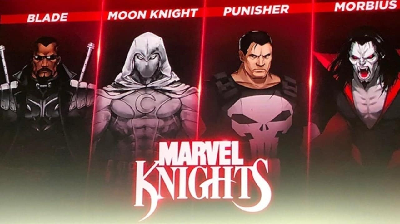 Marvel Ultimate Alliance 3 – Marvel Knights DLC komt op 30 September
