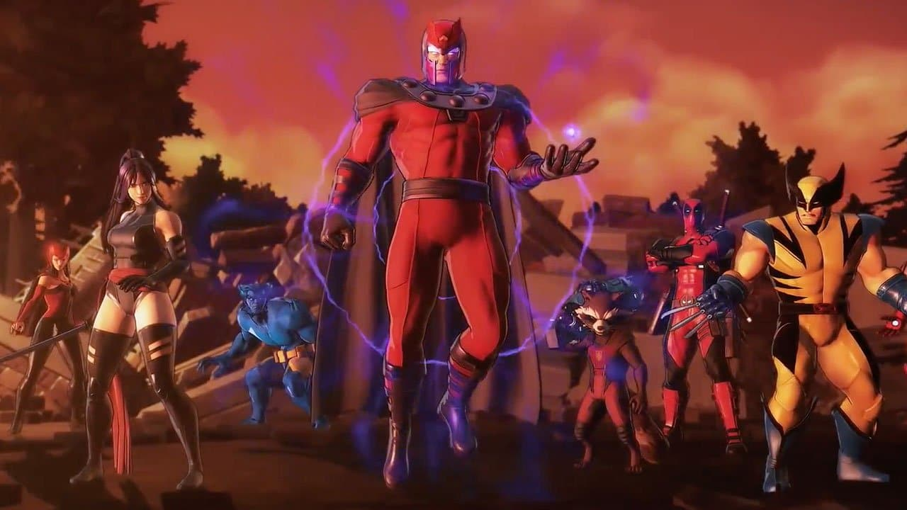 Marvel Ultimate Alliance 3 Story Trailer + Expansion Pass