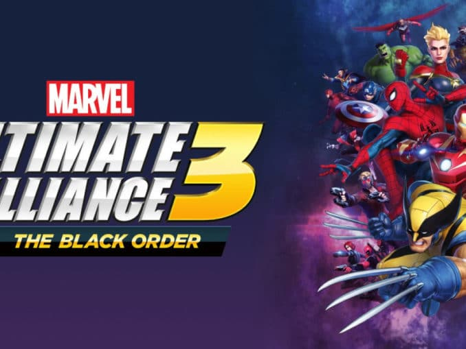 Nieuws - Marvel Ultimate Alliance 3: The Black Order – launch trailer