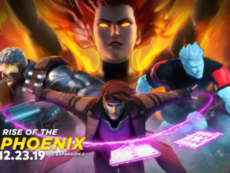 Marvel Ultimate Alliance 3: The Black Order's second DLC pack, Rise of Phoenix