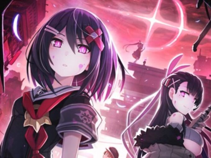 Nieuws - Mary Skelter Finale – Opening
