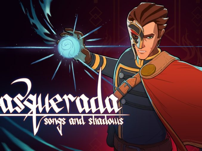 Release - Masquerada: Songs and Shadows