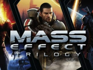 Mass Effect Trilogy vermeld
