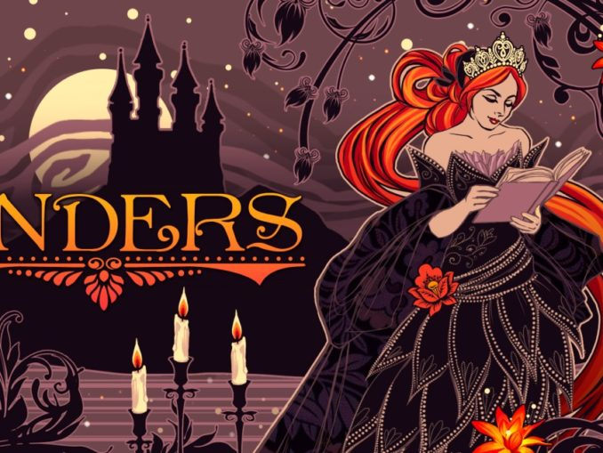 News - Mature-Themed Cinders available now