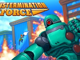 Mechstermination Force is available