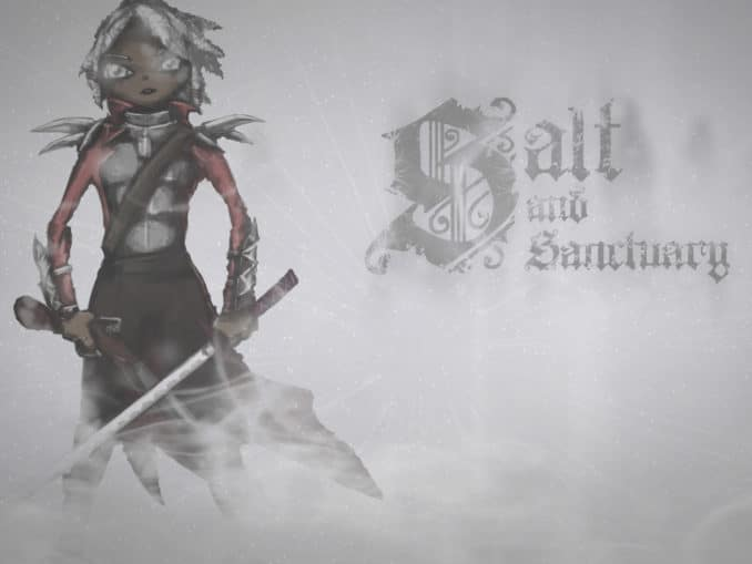 News - Meedogenloos pittige Salt and Sanctuary