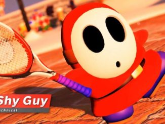 More players in Mario Tennis Aces