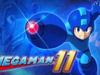 Mega Man 11 – Gameplay footage
