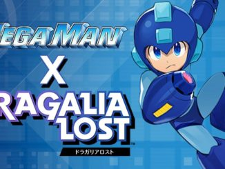 Mega Man in Dragalia Lost