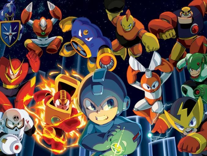 News - Mega Man Legacy Collection 1 & 2 rated as one