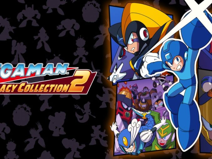Release - Mega Man Legacy Collection 2